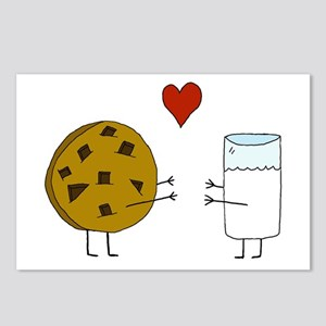 Cookie Loves Milk Postcards (Package of 8)
